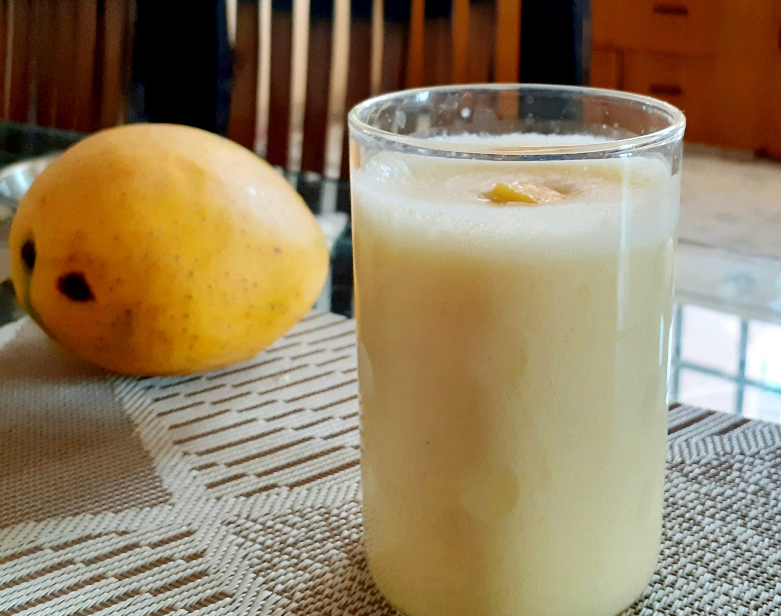 Mango Shake- Indian Summer drink