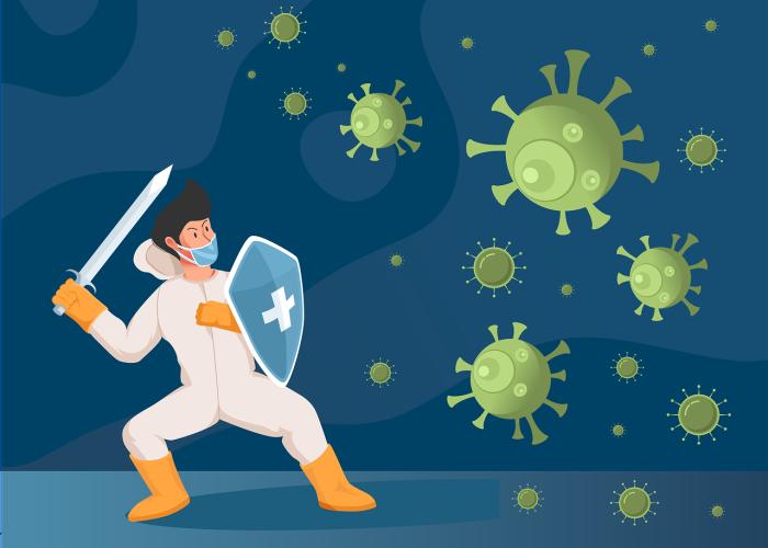 sleep as energy and immunity booster
