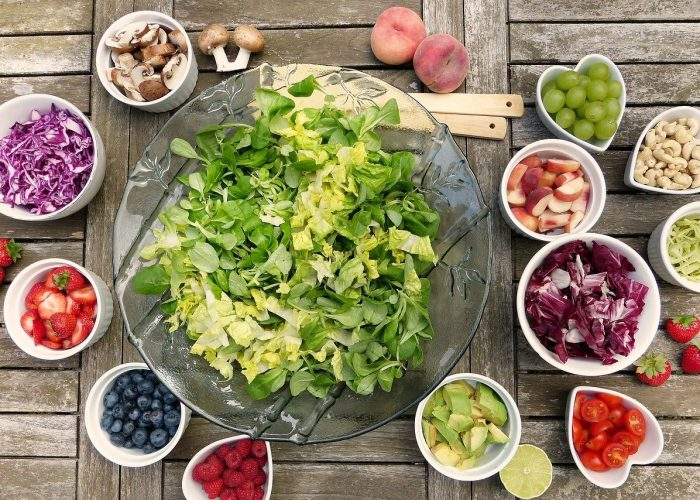 Food for diabetes control