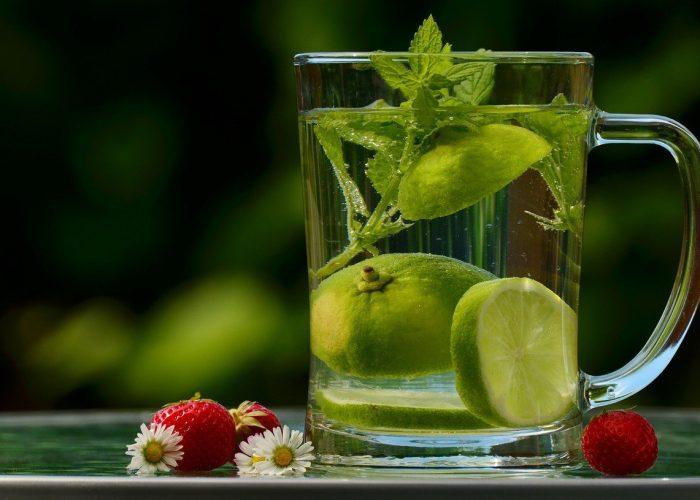 Monsoon Detox Drinks